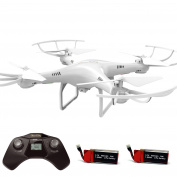 Cheerwing Cw4 Rc Drone With 720p Hd Camera Altitude Hold Mode And One Key Tak...