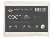Coop Home Goods - Adjustable Shredded Memory Foam Pillow - Refill - Foam 1/2