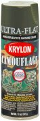Krylon K04293000 Camouflage Made With Fusion For Plastic Technology Spray