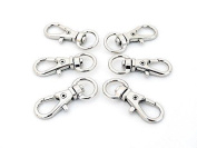 Metal Small Swivel Clasps Lanyard Snap Hook Lobster Claw Clasp Jewellery Findings