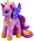 Ty My Little Pony Princess Cadence My Little Pony Plush Regular Toy Play New
