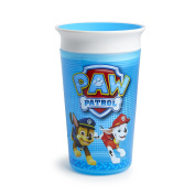 Munchkin PAW Patrol Miracle 360 Sippy Cup, Blue, 270ml