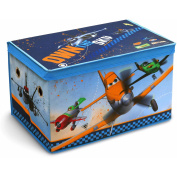 Disney Planes Chest Box Collapsible Fabric Storage Toy Organiser Furniture Bin