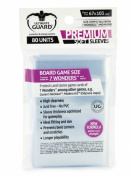 Ultimate Guard 80 Premium Board Game Sleeves For 7 Wonders Transparent Ugd010278