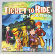 Ticket To Ride First Journey -