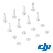 2 Pack Genuine Dji Anti-drop Pins Kit Part 117 For Dji Phantom 3 Pro