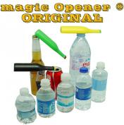 Magic Opener Original - 3 In 1 Bottle Opener - Magnetic, Ergonomic - Twist Off O