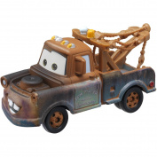 Tomica Takara Tomy Disney Mini Pixar Cars 2 C-04 Tow-mater Diecast Toy