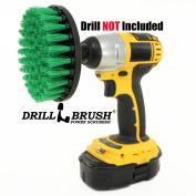 Carpet Brush Drill Attachment Medium Duty Scrubbing Drill Brush With Quarter Inc