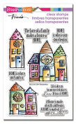 Stampendous Family Home Clear Stamps, New,  .