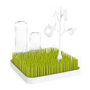 Boon Grass Countertop Drying Rack Kitchen Baby Bottles Holder Infant Storage New