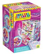 The Orb Factory Sticky Mosaics Journal & Jewel Jewellery Box New