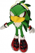 Great Eastern Sonic The Hedgehog Jet The Hawk 30cm Plush Doll