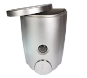Simply Silver Wall-mount Soap Dispenser
