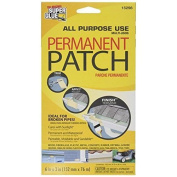 Super Glue Permanent Reinforced Polyester Fibreglass Patch #15298 New