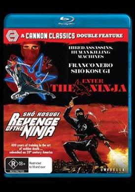Enter the Ninja / Revenge of the Ninja ( A Cannon Classics)