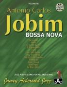 Volume 98: Antonio Carlos Jobim Bossa Nova (with Free Audio CD)