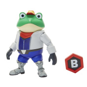 World Of Nintendo Wave 7 10cm Action Figures - Slippy Toad