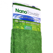 Nano Towels ® - Supersized Version Of The Breakthrough Fabric That Replaces And