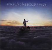 C & d Visionary Pink Floyd The Endless River Sticker Toy Scrapbooking New