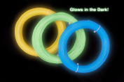 3d Pen Filament Refills | Glow In The Dark Colours | 1.75mm Abs | 295 Combined...