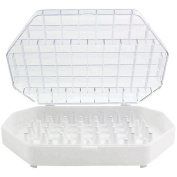 Jem Nz8783 Large Master Empty Nozzle Tip Storing Storage Box For Sugarcraft