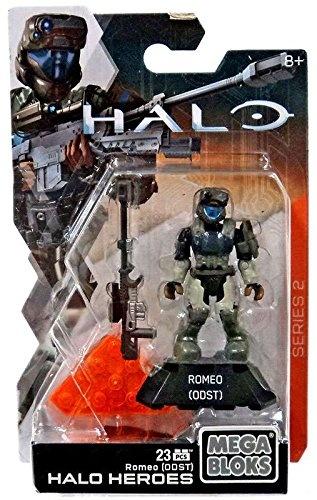 Mega Bloks Halo Heroes Series 2 Romeo Odst Figure #2