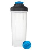Contigo Shake & Go Fit Shaker Bottle, 830ml, Carolina Blue
