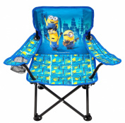 Minions Fold N' Go Patio Chairs, New,  .