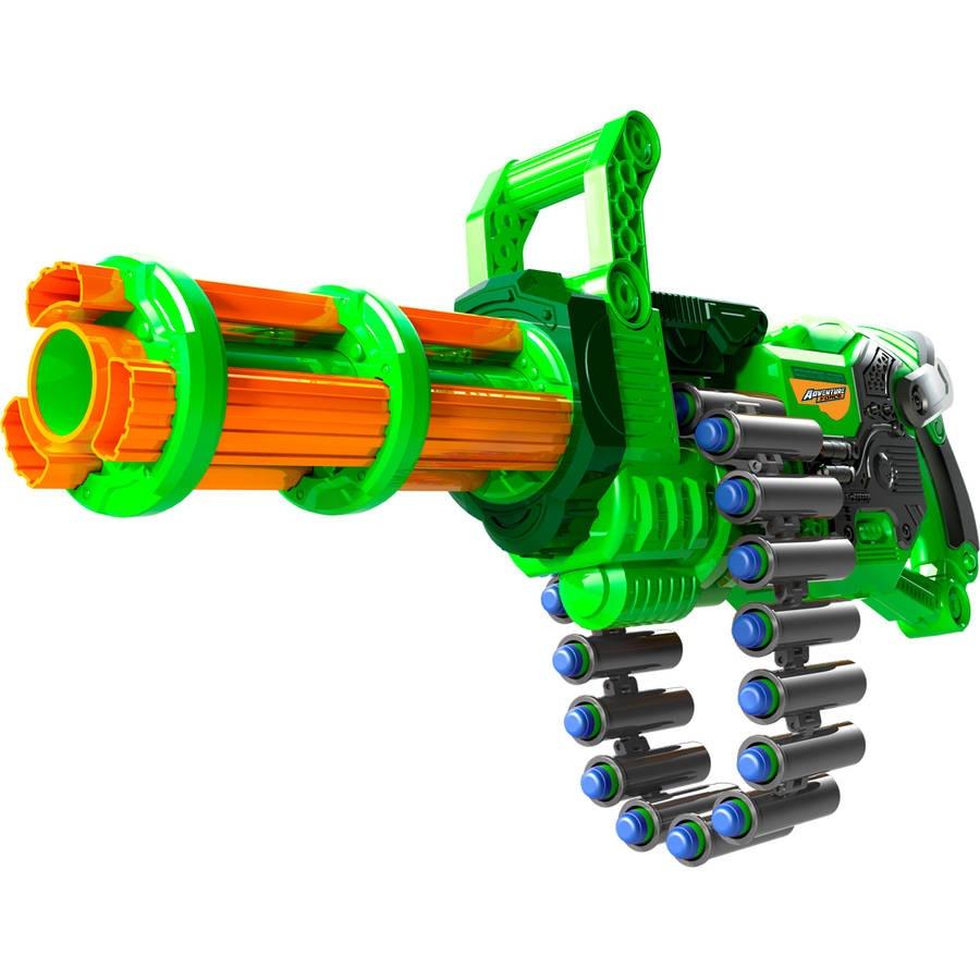 Prime Time Toys Dart Zone's Ion Motorised Automatic Gatling