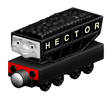 Fisher-price Thomas & Friends Take-n-play Hector Train