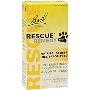 Bach Flower Essences Rescue Remedy Pet - 20 Ml, 2 Pack, New,  .