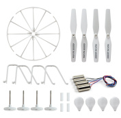 Btg Motor Parts For Syma X5uc X5uw Rc Quadcopter- Spare Parts