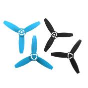 5042 Carbon Fibre Prop Upgrade Propellers Blades For Parrot Bebop Drone 3.0 P...