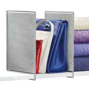 Lynk Vela Shelf Dividers Closet Shelf Organiser Platinum