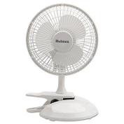 Holmes Convertible Desk & Clip Fan White Hcf0611a-wm Categories, New