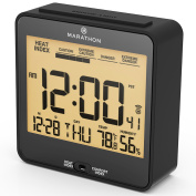 Marathon Watch Company Desk Clock