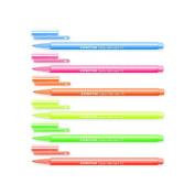 Staedtler Triplus Colour Pen Assorted Neon Colours 6 Pens Set