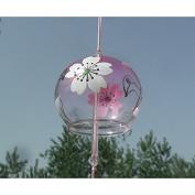 Japanese Wind Chimes Wind Bells Handmade Glass Birthday Christmas Home