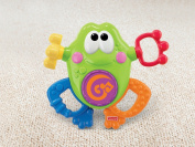 Fisher-price Go Baby Go! Silly Sounds Frog, New,  .