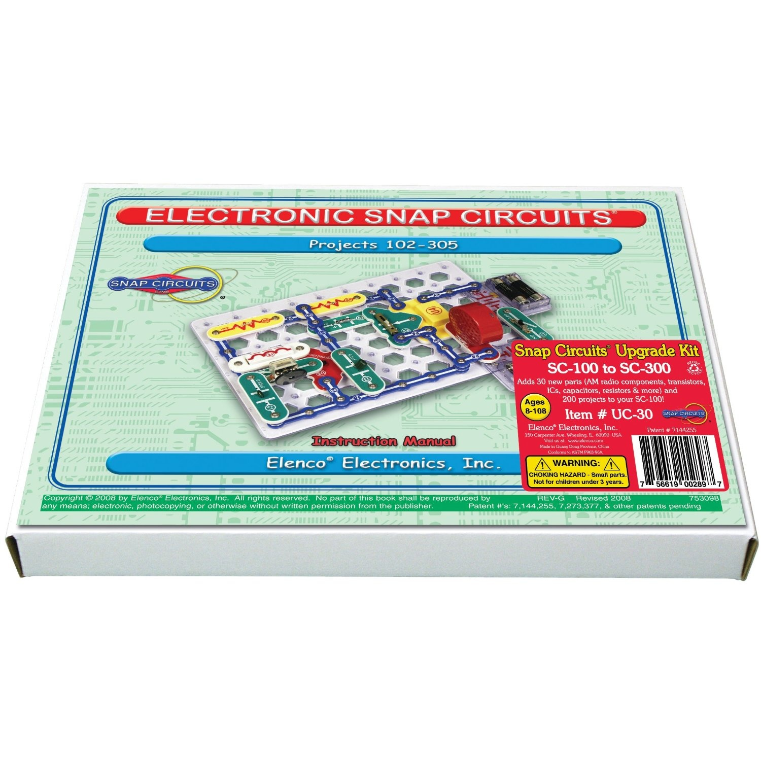 Snap Circuits Toys Buy Online From Elenco Electronic Set