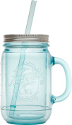 Aladdin Original Insulated Mason Tumbler 590ml, Aqua , New,  .