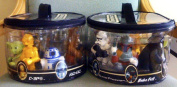 Star Wars Set Of 7 Character Bath Toys - Disney Parks Exclusive, New, Free Shipp