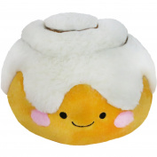 Squishable Cinnamon Bun Plush Mini 18cm