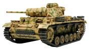 1/48 Military Miniature Series No.24 Germany III Tank L Type 32524