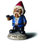 """Bigmouth Inc """"say What Again."""" Garden Gnome Statues New"""