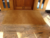 Kempf Natural Coir Coco Doormat 60cm x 100cm , New