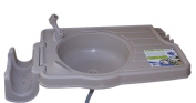 Riverstone Industries Riverstone Outdoor Sink With Tool Storage