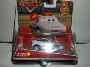 Disney Pixar Cars Race Fans Series 7 Of 14 Wilmar Flattz Diecast Vehicle!
