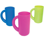 Sassy Soft Touch Rinse Cup, Colours May Vary